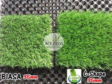 DIY Home Deco Artificial Grass / Rumput Tiruan