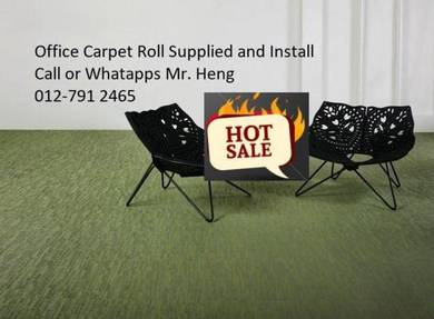 New Carpet Roll - with install o98uu