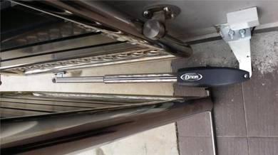 Autogate heavy duty johor Auto gate parts dnor 212