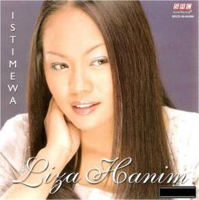 Liza Hanim ‎Istimewa CD