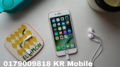 Iphone (7) tiptop 128gb rom murah