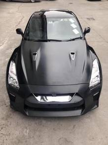 Nissan GTR 35 facelift 2019 conversion kit
