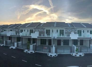 Taman Seri Juru 2-storey - disewa/ for rent (new) direct owner