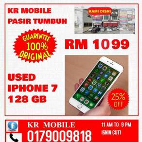 2-nd iphone -7- 128gb