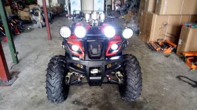 Atv motor 200cc new with trailer