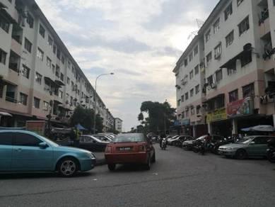 LIMITED UNIT Pendamar Indah 2 Low Cost Flat, PORT KLANG Pandamaran