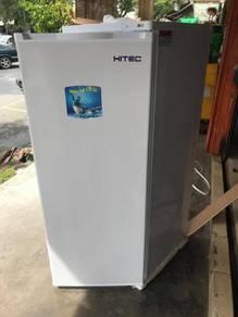 HITEC - Upright Freezer 200L (Baru)