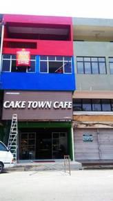 Bangunan Tingkat 1 & 2 Untuk disewa (Bandar Kuantan)