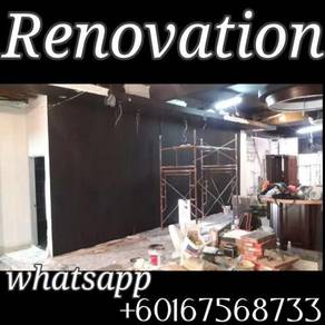 Waterproofing= plumbing repair, pasang karpet