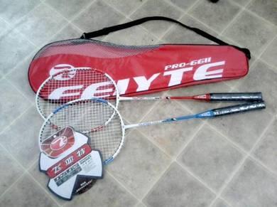 Racket Badminton Pro
