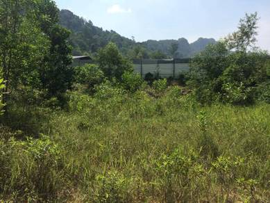 Land for rent at Gombak
