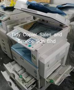 Ricoh mp3351 copier machine b/w