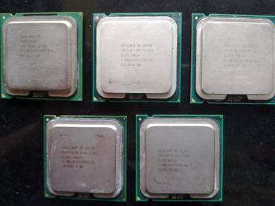 Processor socket 775