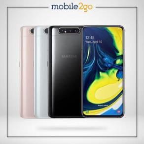 Samsung Galaxy A80 [128GB ROM/8GB RAM] MY Set