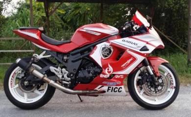 Naza Blade 650cc