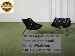Carpet Roll- with install 27RF