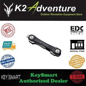 Keysmart flex- compact key holder keychain organiz