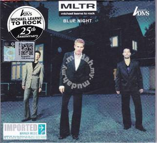 IMPORTED CD MICHAEL LEARNS TO ROCK Blue Night