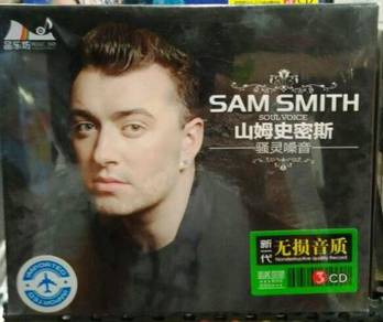 IMPORTED CD Sam Smith Soul Voice Hits 3CD