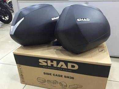 Shad Side Box SH36 ~ Honda CB500X