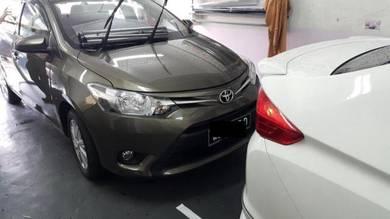 Tinted Toyota Avanza alphard wish estima vellfire