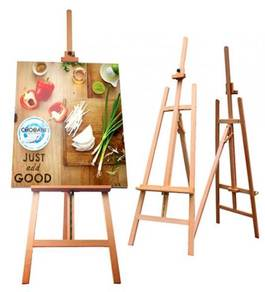 Pine Wood Easel Stand