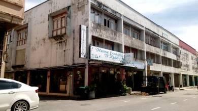 3 Strorey End Lot Shoplot Tmn Bandar Baru, Sg Petani