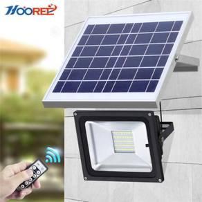 50W LED Floodlight with Solar Panel