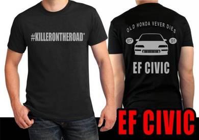 Tshirt Baju HONDA CIVIC EF TSV
