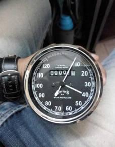 Norton Triumph Bsa Ajs Speedo Meter
