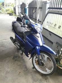 2008 Yamaha lagenda.