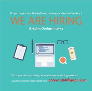 Latihan industri/practical graphic designer