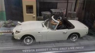 James bond 007 - Toyota 2000 GT