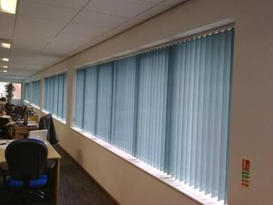Vertical Blinds | Office Curtain Privacy | Roller