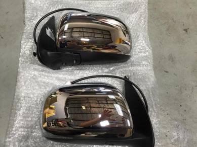 4x4 Toyota Hilux Chrome Mirror Vigo KUN25 KUN26