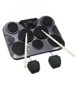 Electronic Drum Pad (Black)