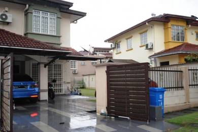 RENOVATED END LOT! 2sty Terrace TADISMA Seksyen 13 Shah Alam