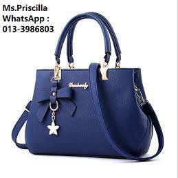 Beautiful Bag With Postage 54WY
