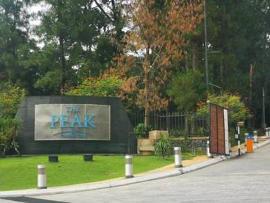 EXCLUSIVE The Peak Taman TAR Ampang Lot Land VVVVVIP AREA