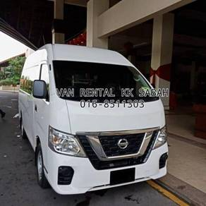 Sewa Van Travel Sabah