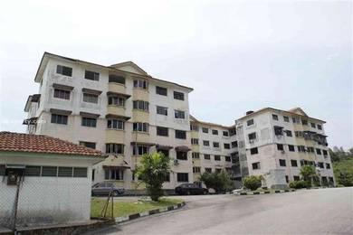 Apartment flora, taman impian ehsan, balakong for sale