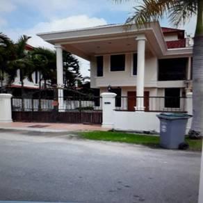 [SEWA MURAH] Double Storey Corner lot, Taman Desa Bertam, Melaka