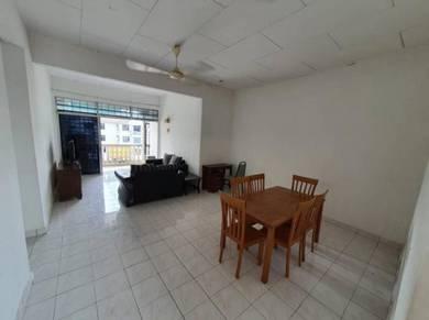[SEWA MURAH] Apartment Saujana Puri, Bukit Katil, Melaka