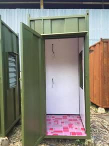 Small Heavy Duty Guardhouse Cabin