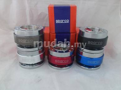 Sparco Steering Quick Release Hub