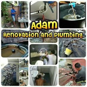 Adam servis area
