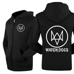 Watch dog sweater hoodie