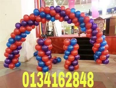 Welcome Balloon Entrance 00139