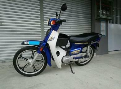 Honda EX5 Biru