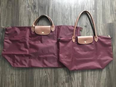 XL and L Tote Bag(Longchamp) Set